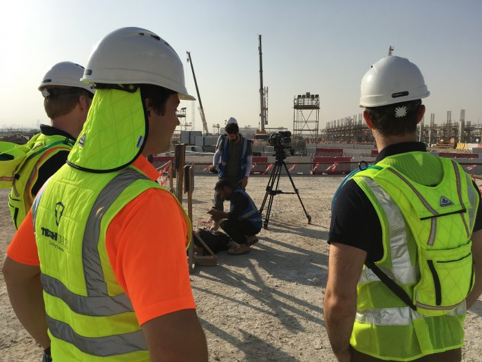 Hyperkewl Plus field test Qatar