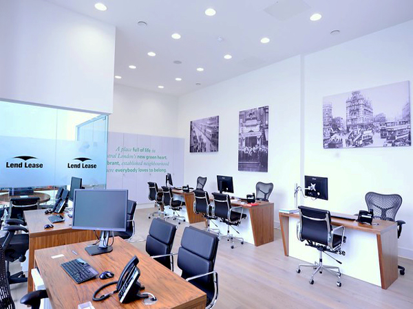 Lendlease Office Design