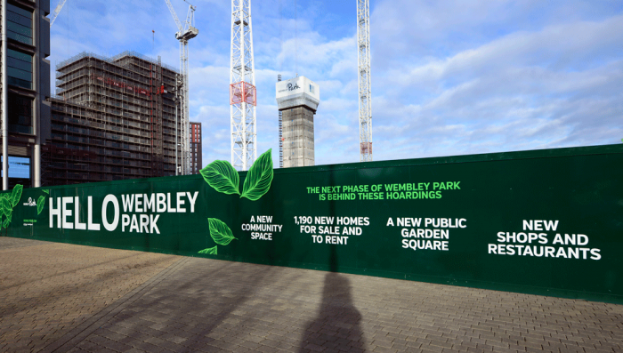 Colour management is one of our frequently asked questions about hoardings